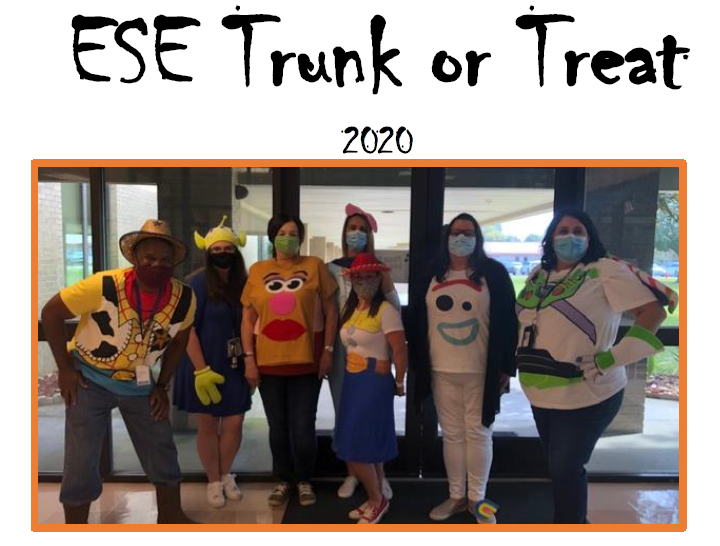 ESE Trunk or Treat