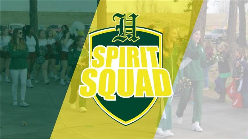 Spirit Squad Tryouts - POSTPONED