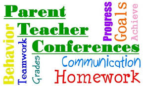 Parent Teacher Conferences January 21st and 22nd sign-up