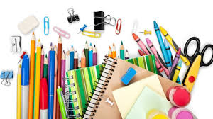 Updated School Supply List for returning elearners