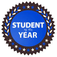 5th grade Student of the Year Information