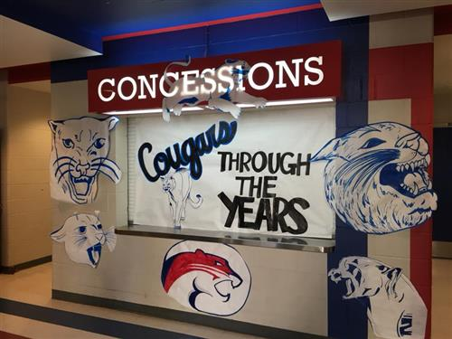 Cougars Through The Years