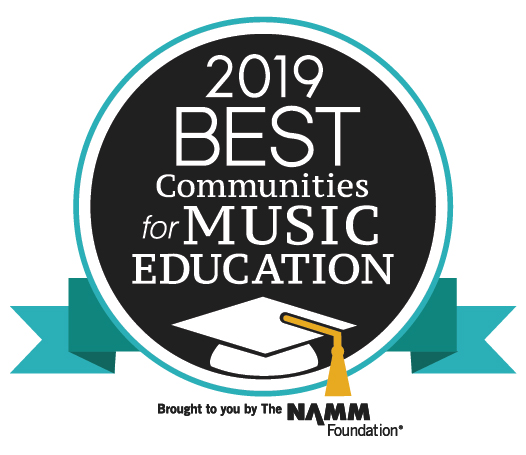 Music Education Program Receives National Recognition