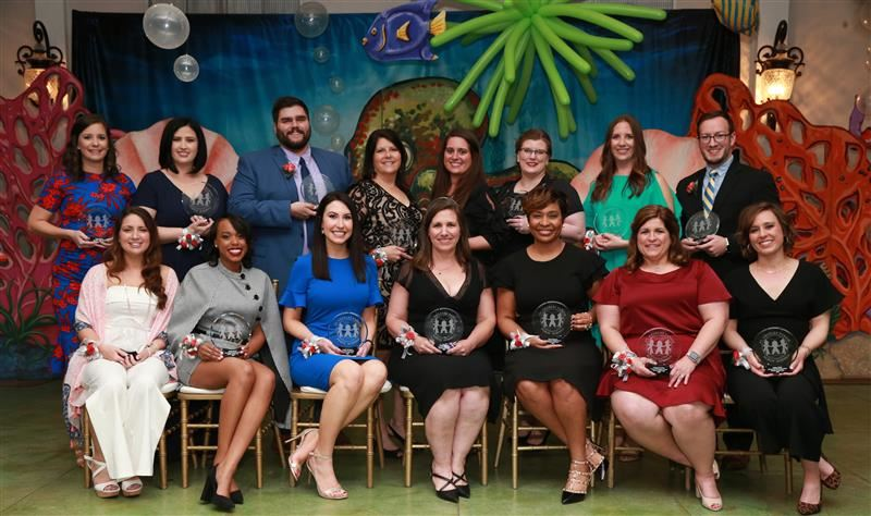 District Teachers of the Year Announced