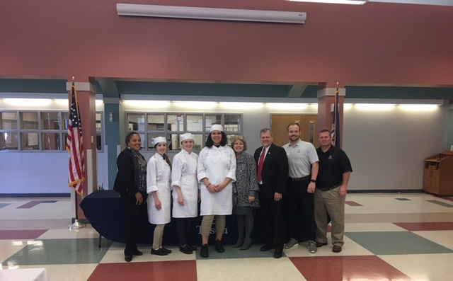 Child Nutrition Department Hosts Annual Culinary Cook-Off
