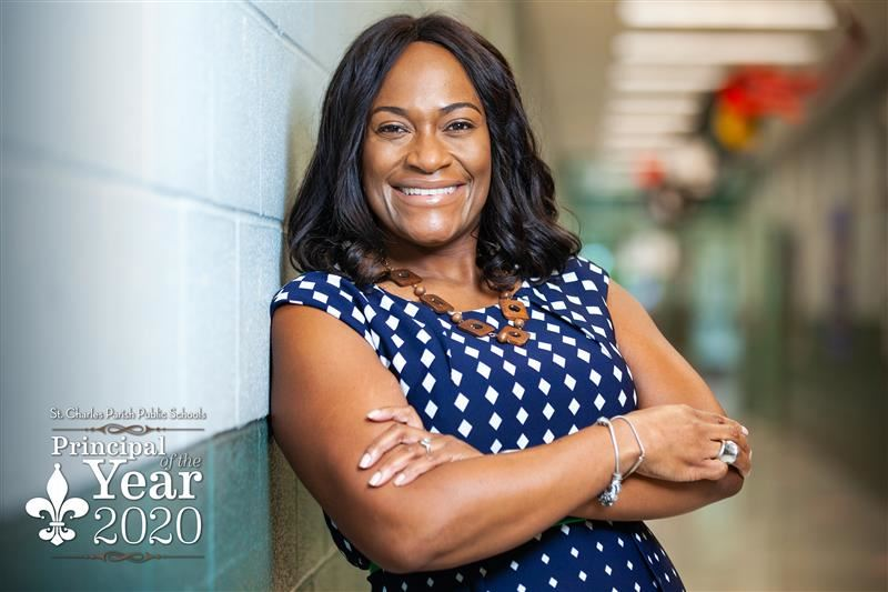 Shonda Honor-Harris Named St. Charles Parish Principal of the Year