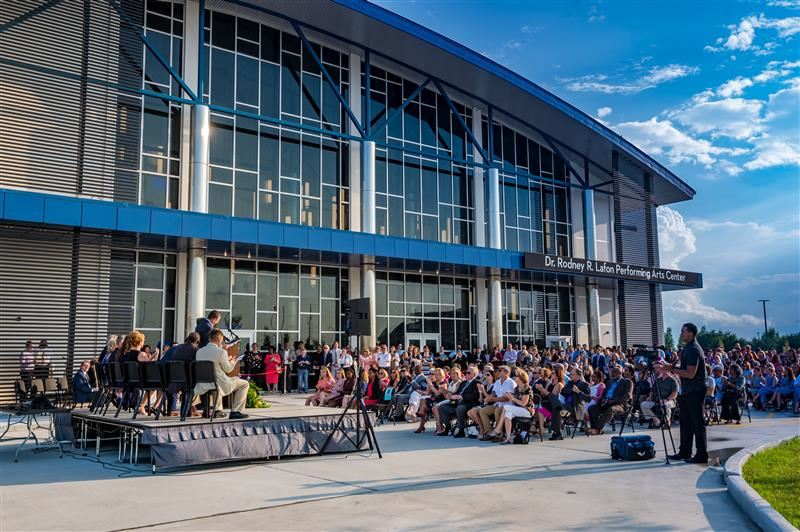 New, State-of-the-Art Lafon Performing Arts Center Opens