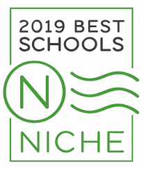 ACM ranked as one of the best middle school's in LA according to Niche