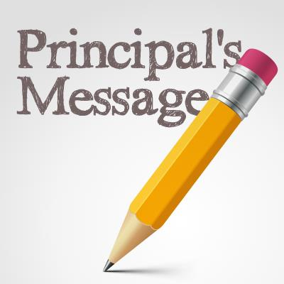 Principal's Message for January