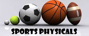 Pre-Sports Physical- Saturday, August 10, 2019