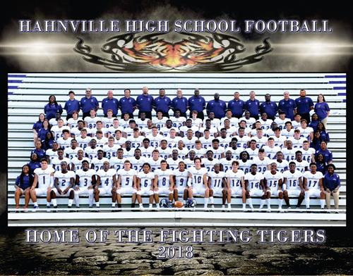 2018 HHS Football Team