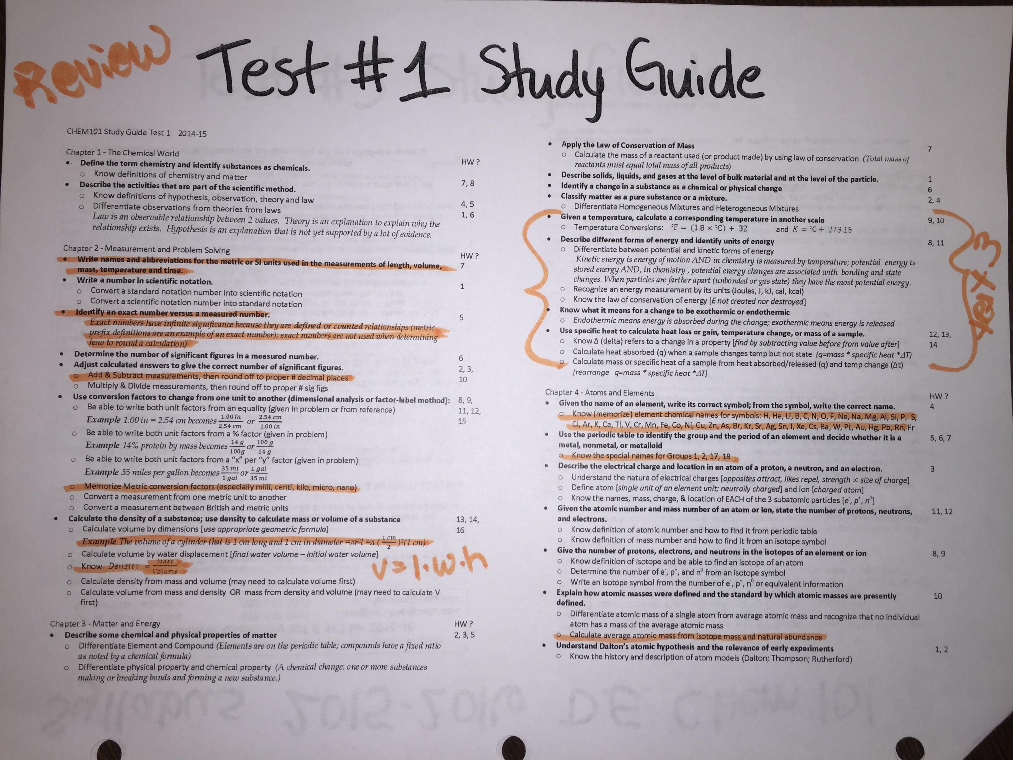 How To Make A Book Quiz ~ Grunblatt sarah dual enrollment chem